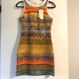 NWT MM COUTURE Nordstrom Halter Tank Top Dress